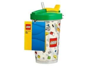 verre avec paille lego 853908