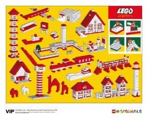 yellow spread lego 5006005 system brochure 1958