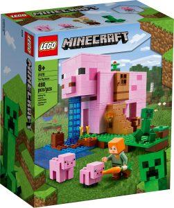 lego 21170 la maison cochon