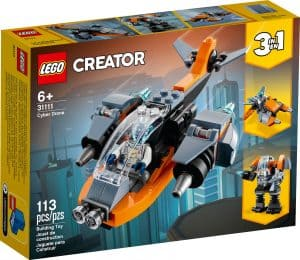 lego 31111 le cyber drone
