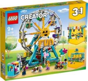 LEGO 31119 La grande roue - 20210517