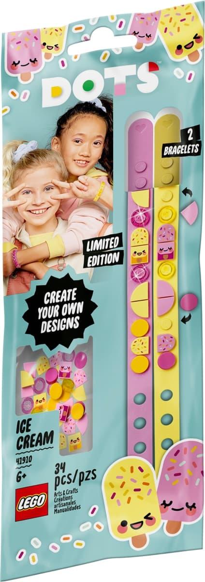 lego 41910 les bracelets creme glacee