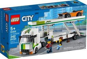 lego 60305 le transport de voiture