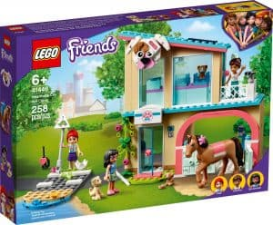 lego 41446 la clinique veterinaire de heartlake city