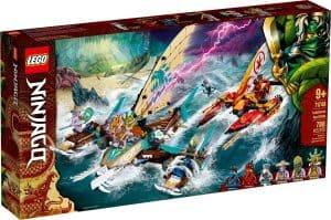 lego 71748 la bataille de catamarans