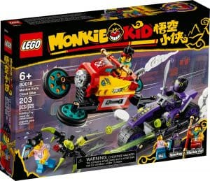 lego 80018 la moto nuage de monkie kid