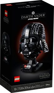 lego 75304 le casque de dark vador