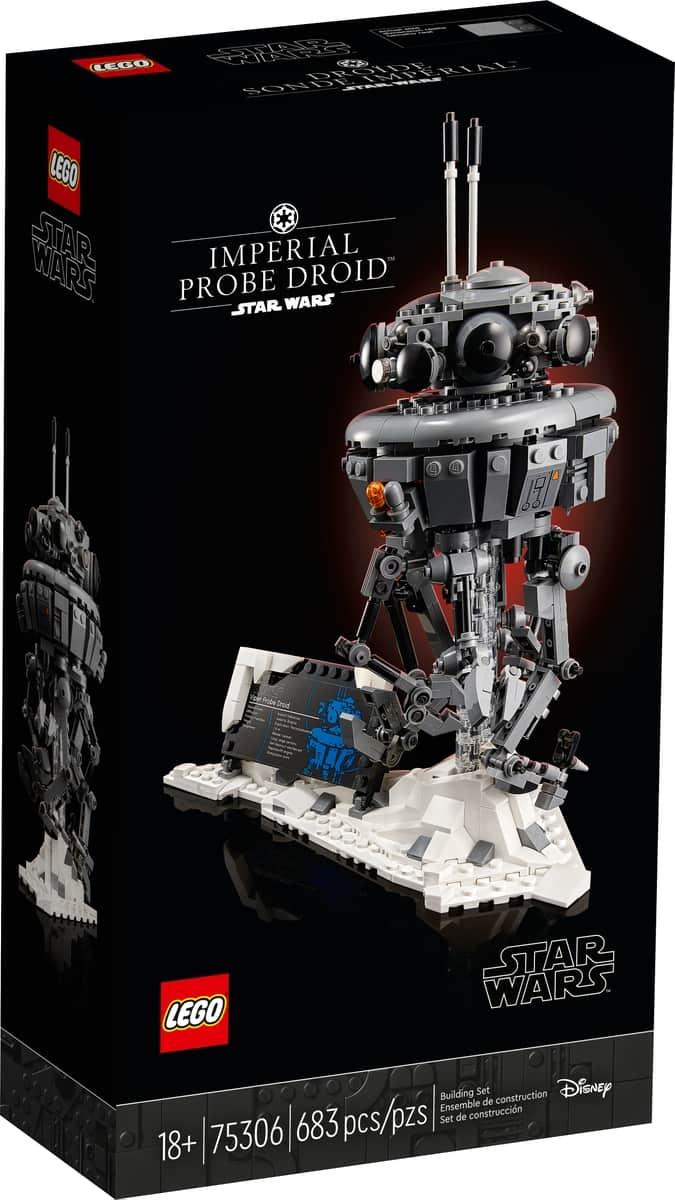lego 75306 droide sonde imperial