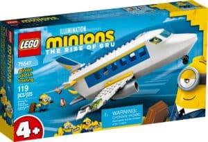 lego 75547 le minion pilote aux commandes