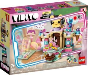 lego 43111 candy castle stage