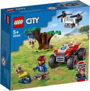 LEGO 60300 Wildlife Rescue ATV - 20210502