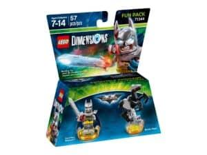 lego 71344 pack heros excalibur batman