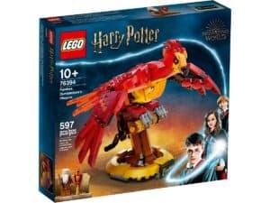lego 76394 fumseck le phenix de dumbledore