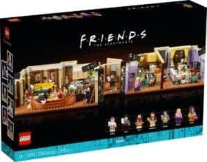 lego 10292 les appartements de friends