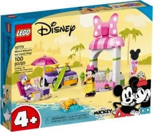 lego 10773 le magasin de glaces de minnie mouse