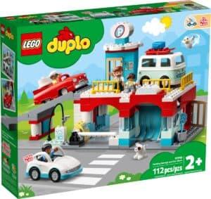 lego 10948 le garage et la station de lavage