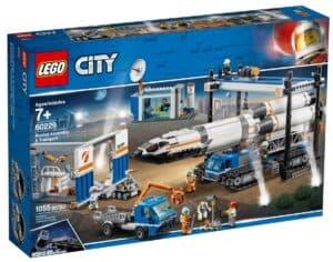 lego 60229 le transport de la fusee