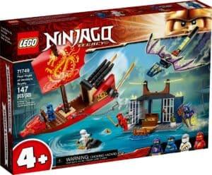 lego 71749 lultime qg des ninjas