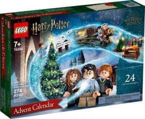 le calendrier de lavent lego 76390 harry potter