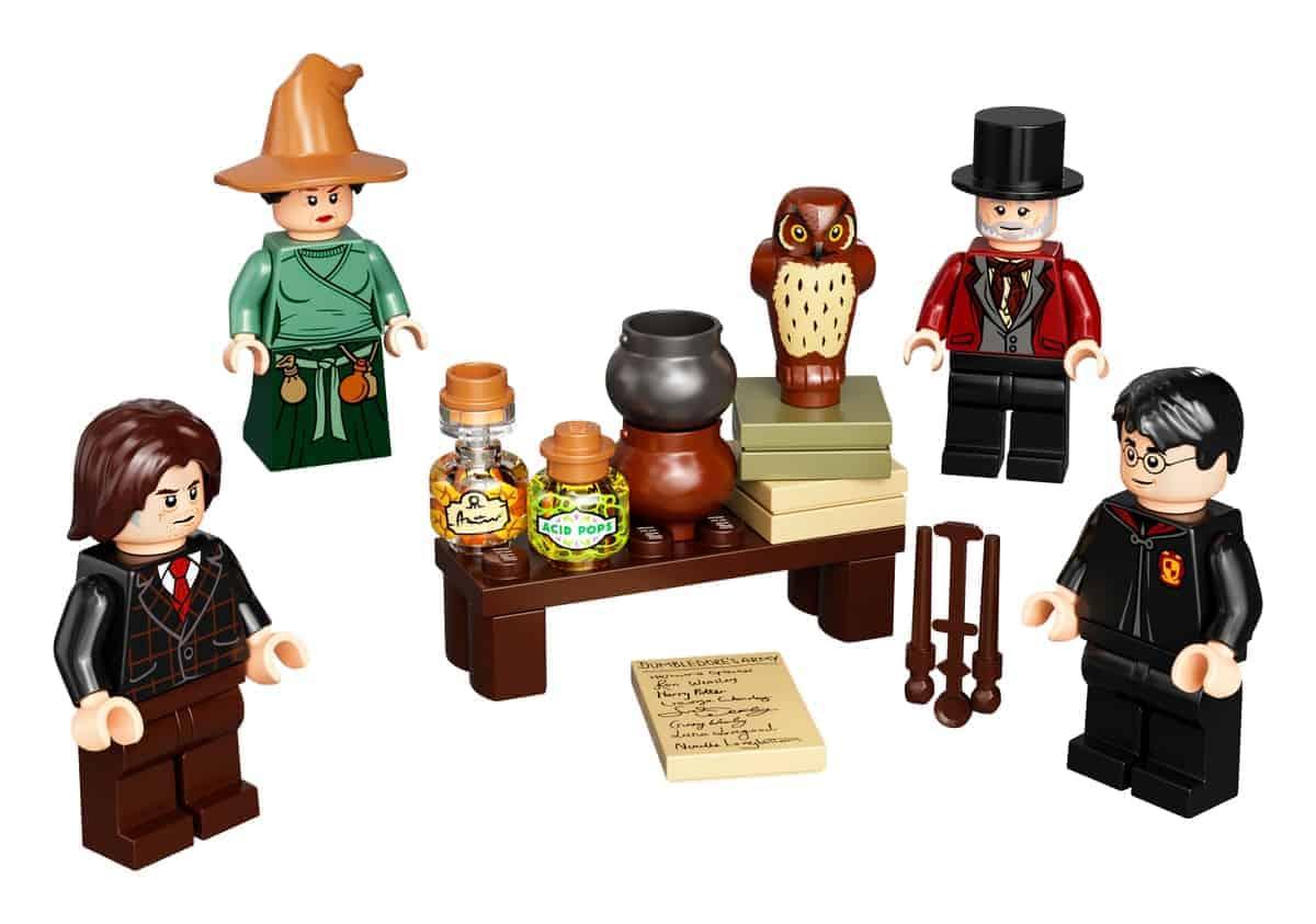 lego 40500 set daccessoires pour figurines du monde des sorciers