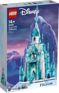 lego 43197 le chateau de glace