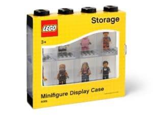 lego 5006152 boite de presentation pour 8 figurines noire