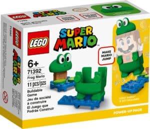 lego 71392 pack de puissance mario grenouille