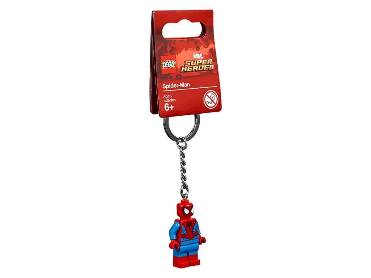 lego 853950 porte cles spider man