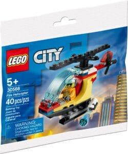 lego 30566 lhelicoptere des pompiers