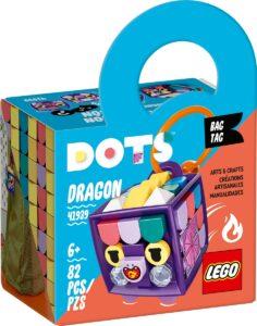 lego 41939 porte cles dragon
