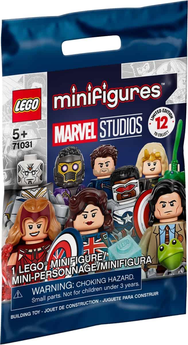 lego 71031 minifigures marvel studios