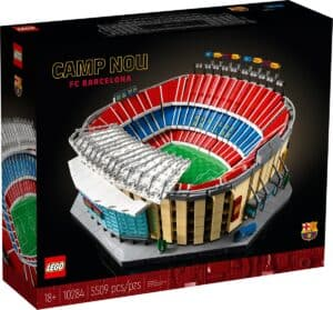 LEGO 10284 Le Camp Nou - FC Barcelone