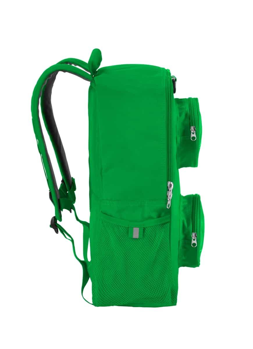 sac a dos en forme de brique lego 5005525 vert