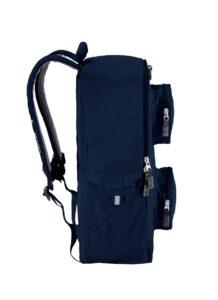 sac dos en forme de brique lego 5006741 bleu marine