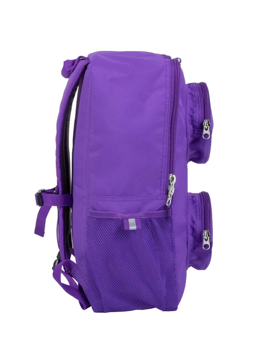 sac dos en forme de brique lego 5006775 lilas